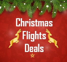 Cheap Christmas Flights deals