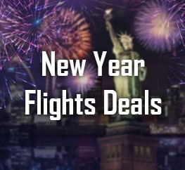 New Year Flights Deals Sales