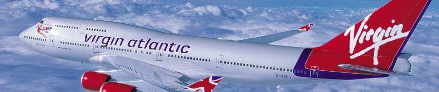 Fly With Best Airline of England- Virgin Atlantic Airlines Reservations